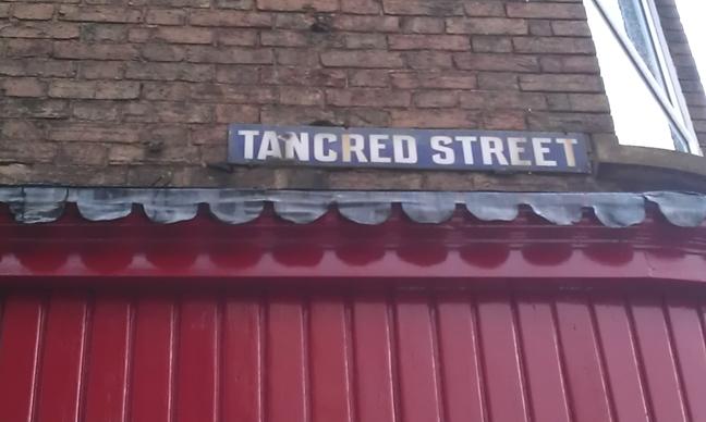 Tancred Street, Taunton