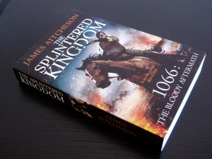 The Splintered Kingdom  •  paperback  •  £6.99  •  Arrow
