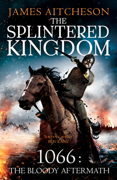 The Splintered Kingdom (paperback)