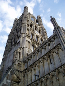 Ely Cathedral, West Tower