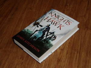 Knights of the Hawk (hardback)