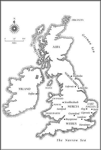 The British Isles, c.1066