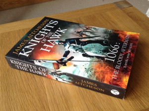 Knights of the Hawk • James Aitcheson • Arrow • Paperback • £6.99