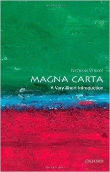 Magna Carta by Nicholas Vincent