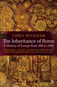 The Inheirtance of Rome by Chris Wickham