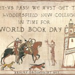 Huddersfield New College - World Book Day 2016