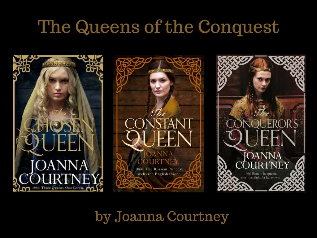 The Queens of the Conquest series