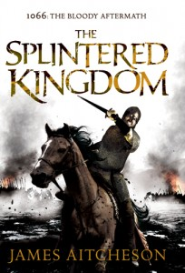 The Splintered Kingdom (UK hardcover)