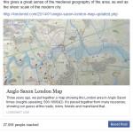 Anglo-Saxon London - Facebook screengrab